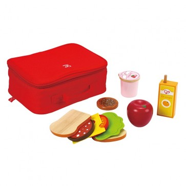 Hape Lunch Box Set wooden toys