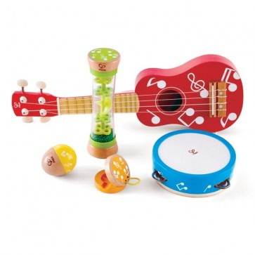 Hape Mini Band Musical Set 5 pieces