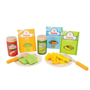 hape pasta toy set