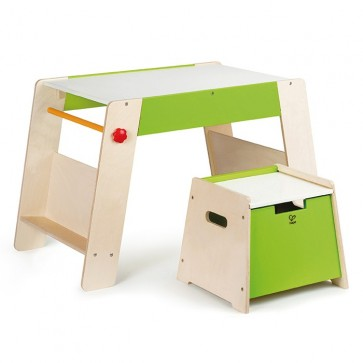 Hape Play and Stool furniture
