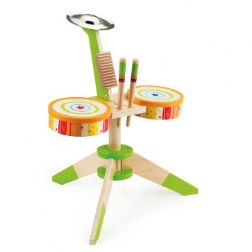 hape rock and rhythm band toy