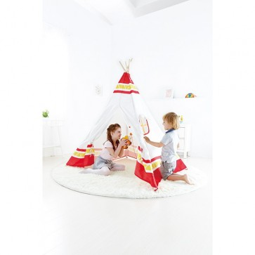 Hape indian Teepee Tent toy