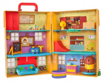 Hey Duggee Squirrel Club House Play Set