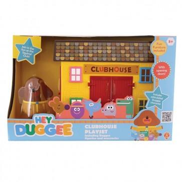 Hey Duggee Clubhouse PlaySet Dugge Figurine