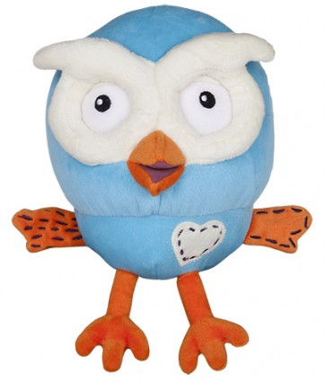Giggle and Hoot Plush soft Toy Doll