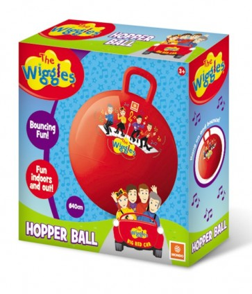 The Wiggles bounce Ball
