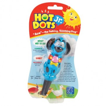 Hot Dots Ace the Talking Teaching Dog Pen