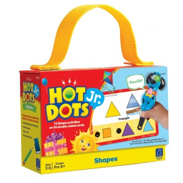 Hot Dots Shapes Educational Insights