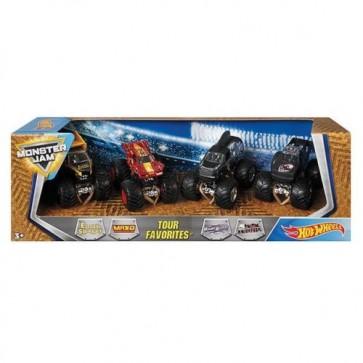 hot wheel monster jam truck toy