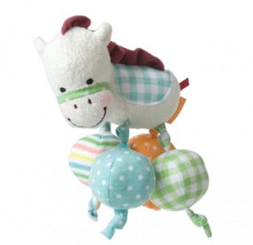 Hug & Tug Wooly Pal infantino baby toy