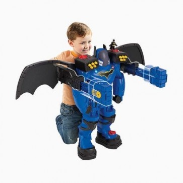 Imaginext Batman Batbot Xtreme Toy