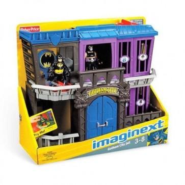 Imaginext DC Super Friends Gotham City Jail Play set