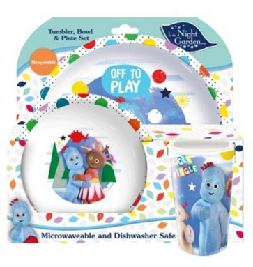 In The night Garden Mealtime Set