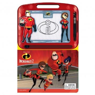 disney Incredibles 2 magnetic drawing pad