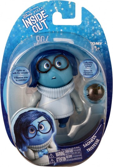 disney inside out figure sadness memory sphere