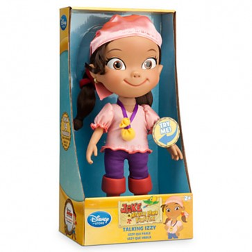 Jake And The Never Land Pirates Talking Izzy Doll