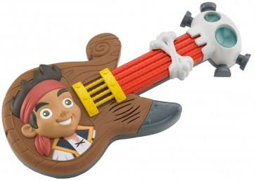 Jake's Pirate Rock Guitar music toy