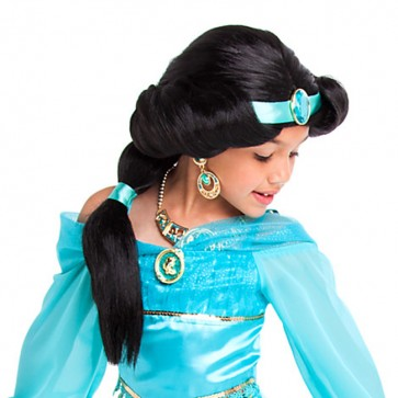 princess jasmine wig for kids