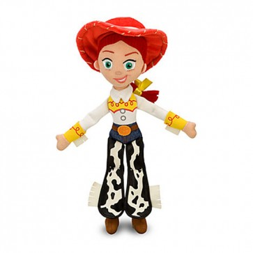 TOY STORY 3 Cowgirl JESSIE Plush Doll