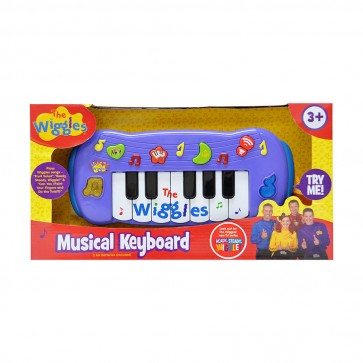 The Wiggles Musical Keyboard toy