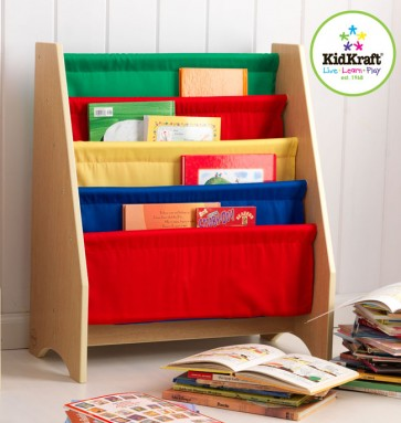 KidKraft Sling children Bookshelf - Book Storage