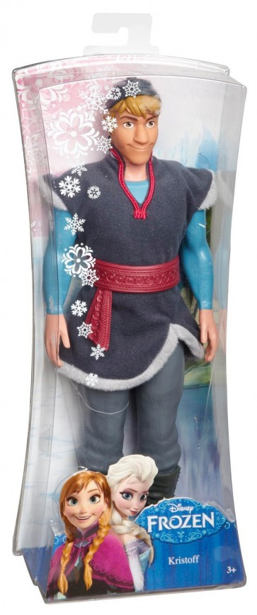 Disney Frozen Kristoff Doll