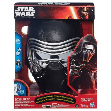 star wars Kylo Ren Mask Voice Changer