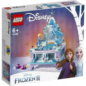 LEGO Disney Frozen 2 Elsas Jewelry Box Creation