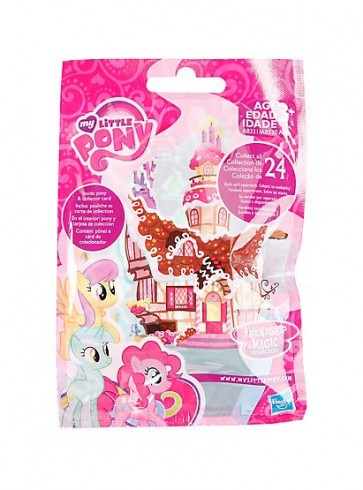 6 x My Little Pony Blind Bag