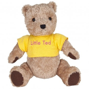 Little Ted Plush Doll abc