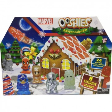 Marvel Advent Calendar Ooshies super hero