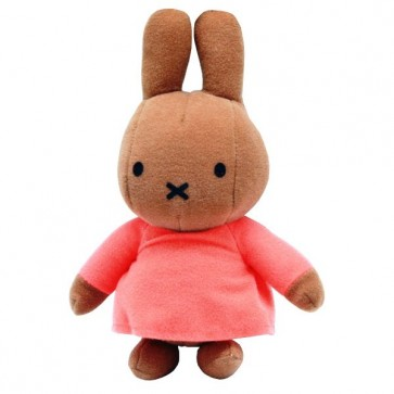 Miffy Melanie Brown Plush