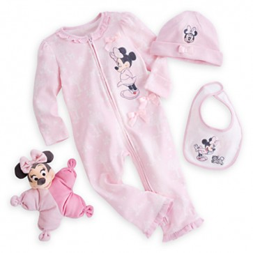 disney Minnie Mouse Gift Set for Baby
