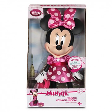 minnie mouse disney doll talk