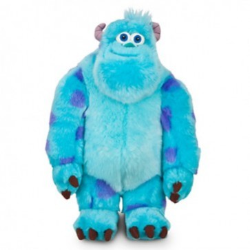 monsters sulley plush