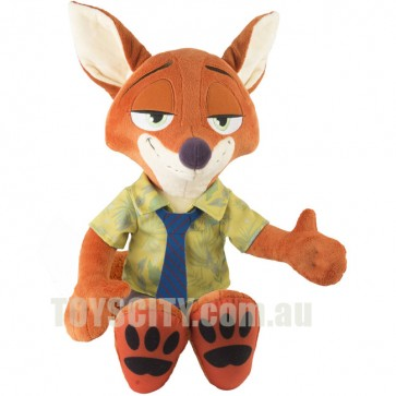 zootopia plush toy nick wilde