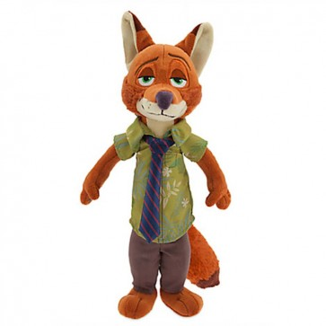 Zootopia Nick Wilde Plush Doll