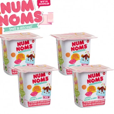 4 x Num Noms Blind Bags Series 1