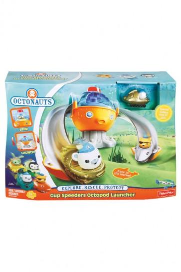 Octonauts Gup Speeders Octopod Launcher
