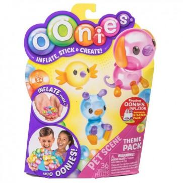 Oonies Theme Refill Pack - Pet Scene