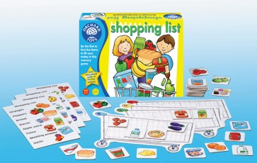 Orchard Toys Shopping List Game Educational Toy