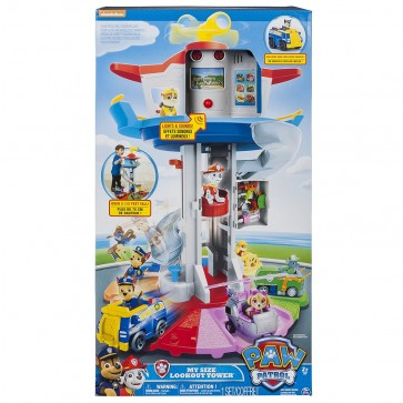Paw Patrol big Lookout Tower Playset