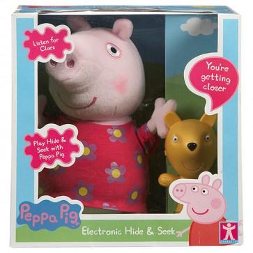 Peppa Pig Electronic Hide & Seek toys