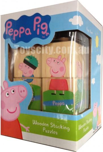 Peppa Pig Wooden blocks toy
