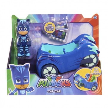 PJ Masks Vehicle - Catboy and Cat Car