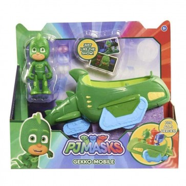 PJ Masks Vehicle - Geckko and Gecko Mobile Car