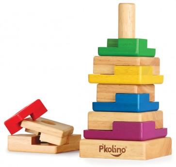 P'kolino Puzzle Stacker Square