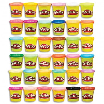 Play-doh Bulk mega pack 36 x85g