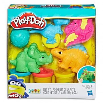 play doh dino