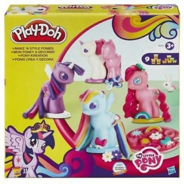 Play-Doh Make Style My Little Pony